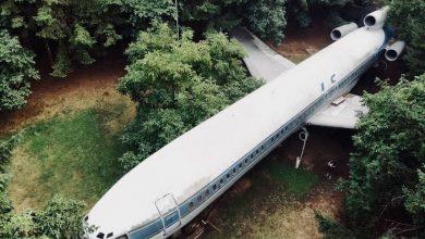 Photo of عجیبترین خانه های آمریکا: هواپیمایی در جنگل ها
