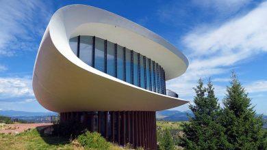Photo of عجیبترین خانه های آمریکا: خانه Sculptured House